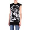 Stella McCartney - Lion Print Tee  - PE14 - r