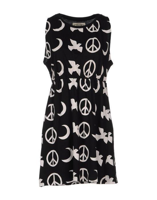 Фото WORN BY Короткое платье. Купить с доставкой