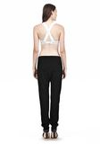 T by ALEXANDER WANG CRISS CROSS BRA TOP Adult 8_n_r