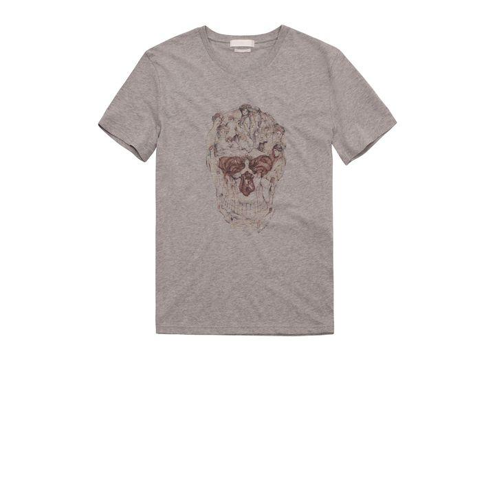 Alexander McQueen, Lady Skull Print T-Shirt