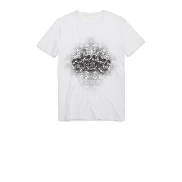 Alexander McQueen, Skull Rhapsody Print T-Shirt