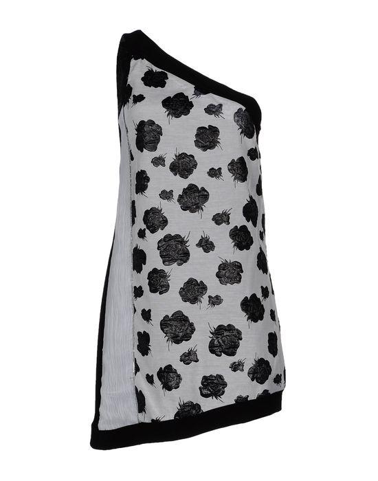 цена  22 MAGGIO BY MARIA GRAZIA SEVERI Короткое платье  онлайн в 2017 году