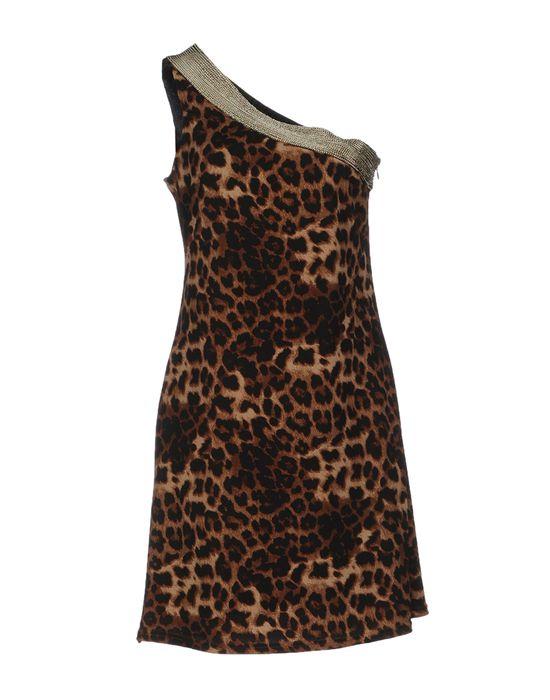 Фото STEFFEN SCHRAUT Короткое платье. Купить с доставкой