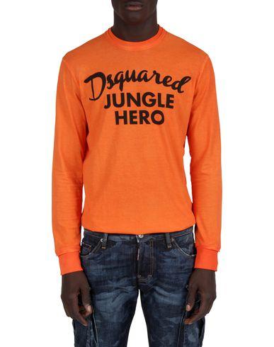DSQUARED2 - T-shirt maniche lunghe