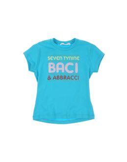 BACI & ABBRACCI - ТОПЫ - Футболки с короткими рукавами