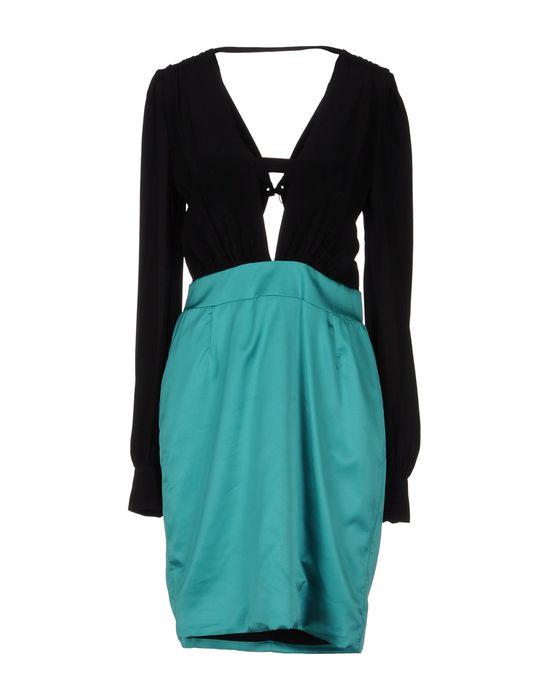 Фото SHI 4 Короткое платье. Купить с доставкой