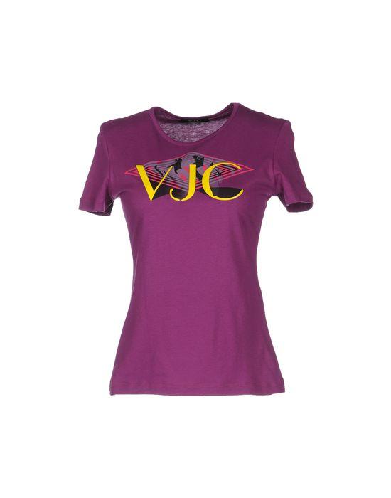 VERSACE JEANS COUTURE Футболка с короткими рукавами versace jeans шорты женские