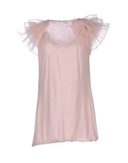 VALENTINO T-SHIRT COUTURE Short sleeve t-shirts $ 309.00