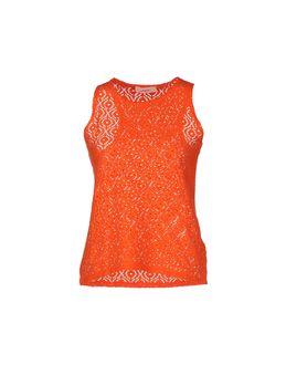 ..,MERCI Sleeveless t-shirts $ 46.00