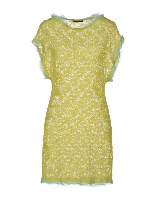 Фото PDR PHISIQUE DU ROLE Короткое платье. Купить с доставкой