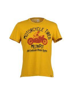 MELTIN POT T-shirts $ 47.00