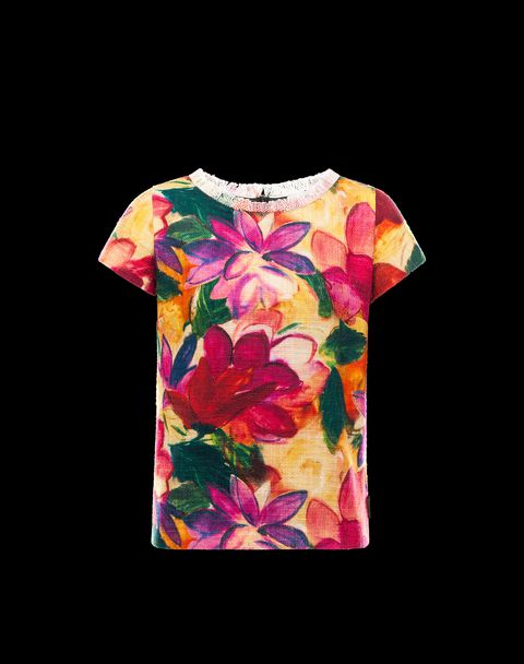 MONCLER Women - Spring-Summer 14 - TOPS & TEES - T-shirt -