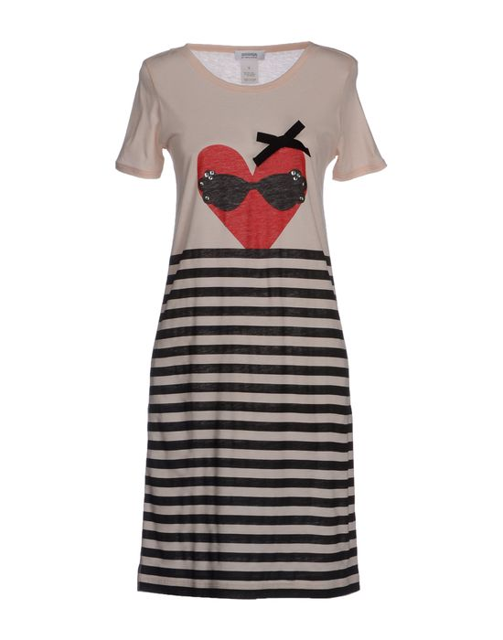 Фото SONIA BY SONIA RYKIEL Короткое платье. Купить с доставкой