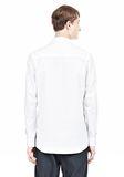 ALEXANDER WANG MULTI SEAM LONG SLEEVE BUTTON DOWN SHIRT Shirt Adult 8_n_d