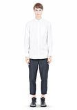 ALEXANDER WANG MULTI SEAM LONG SLEEVE BUTTON DOWN SHIRT Shirt Adult 8_n_f