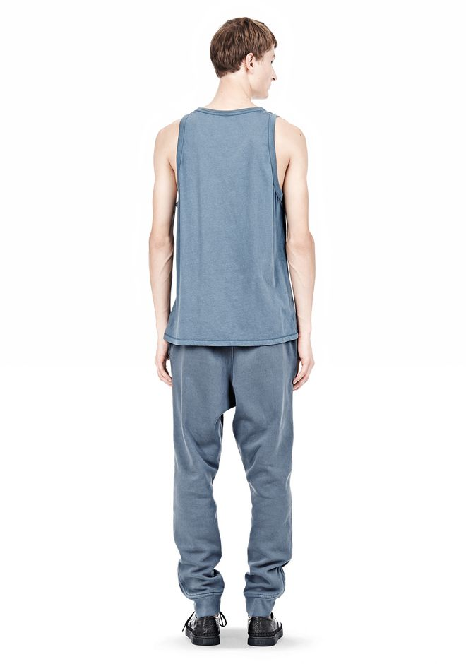 T by ALEXANDER WANG CLASSIC TANK WITH POCKET TEE Adult 12_n_r