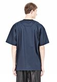T by ALEXANDER WANG COTTON POPLIN SHORT SLEEVE TEE Short sleeve t-shirt Adult 8_n_d