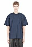 T by ALEXANDER WANG COTTON POPLIN SHORT SLEEVE TEE Short sleeve t-shirt Adult 8_n_e