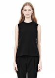 ALEXANDER WANG CREWNECK MUSCLE TANK TOP Adult 8_n_e