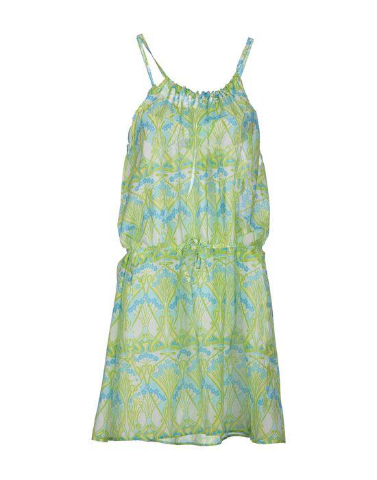 Фото LIBERTY  LONDON Короткое платье. Купить с доставкой