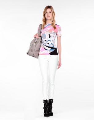 EMILIO PUCCI - T-shirt manches courtes