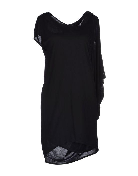 Фото HELMUT LANG Короткое платье. Купить с доставкой