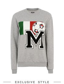 MSGM  EXCLUSIVELY for YOOX.COM - Sweatshirt