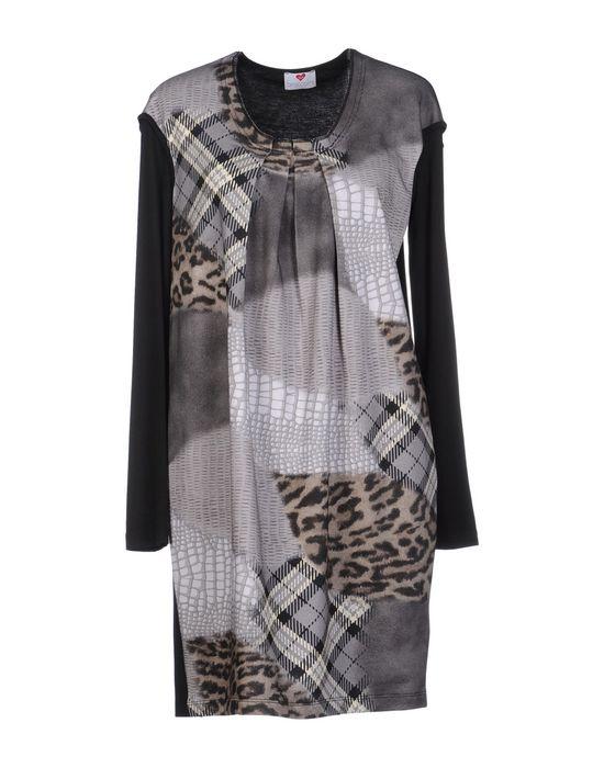 Фото BRACCIALINI Короткое платье. Купить с доставкой