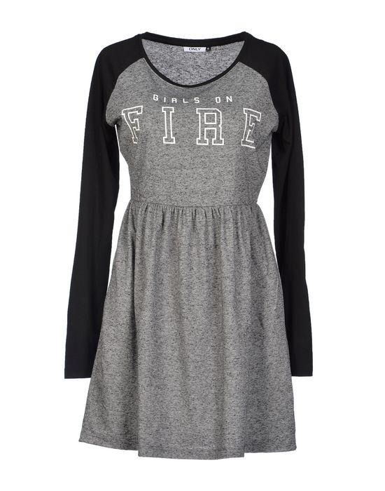 Фото ONLY Короткое платье. Купить с доставкой