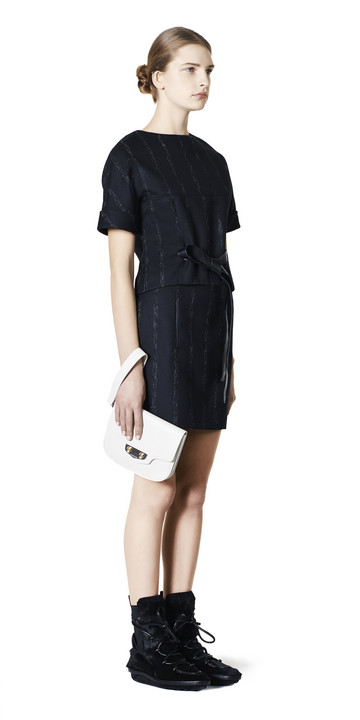 Balenciaga Edition Stripes Top