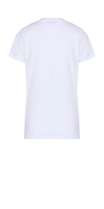 Balenciaga Scribble Check Tee-Shirt