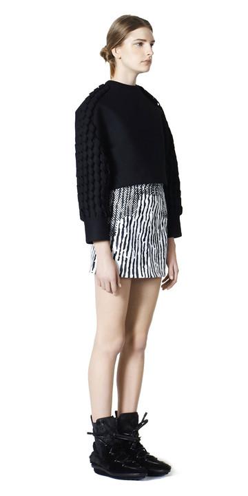 Balenciaga Spiral Sweater