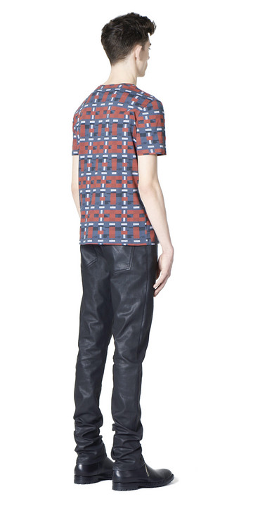 Balenciaga Pixel Tee-Shirt