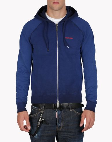 DSQUARED2 - Zip sweatshirt