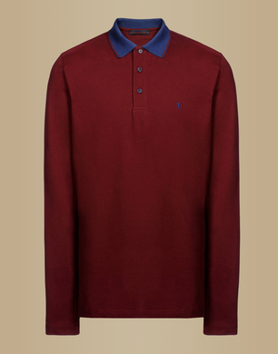 TJ TRUSSARDI JEANS - Polo shirt