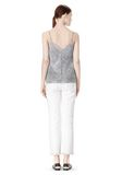 T by ALEXANDER WANG GEORGETTE CAMISOLE TOP TOP Adult 8_n_r