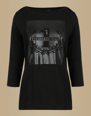 TJ TRUSSARDI JEANS - T-shirt