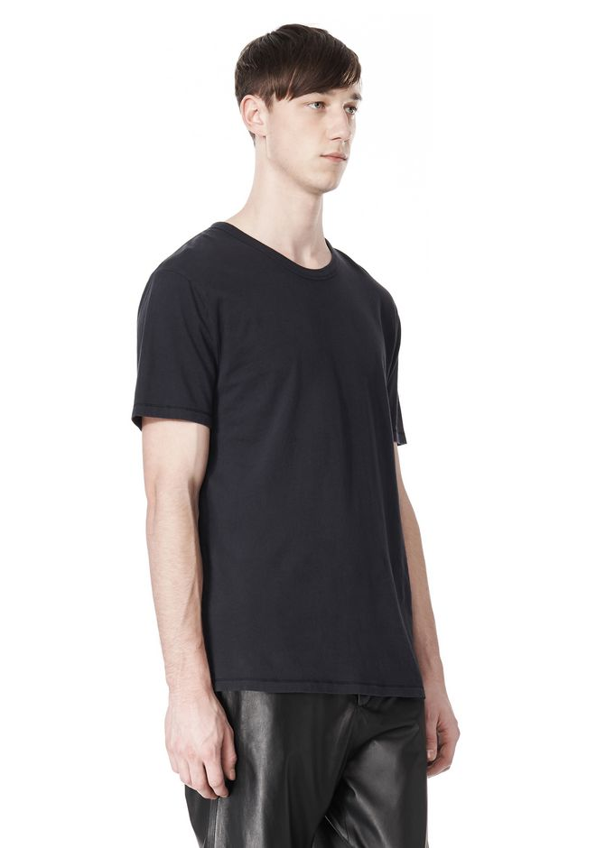 T by ALEXANDER WANG CLASSIC CREWNECK SHORT SLEEVE TEE T-Shirt Adult 12_n_a