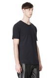 T by ALEXANDER WANG CLASSIC CREWNECK SHORT SLEEVE TEE T-Shirt Adult 8_n_a