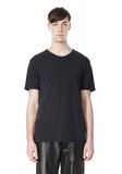 T by ALEXANDER WANG CLASSIC CREWNECK SHORT SLEEVE TEE T-Shirt Adult 8_n_e