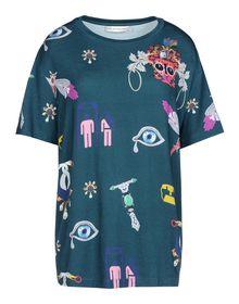 Short sleeve t-shirt - MARY KATRANTZOU