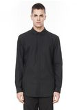 ALEXANDER WANG HIDDEN BUTTON DOWN DRESS SHIRT SHIRT Adult 8_n_e