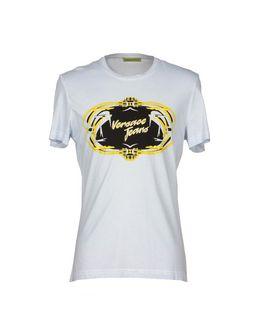 VERSACE JEANS T-shirts - Item 37591131