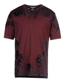 Short sleeve t-shirt - DOLCE & GABBANA