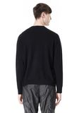 T by ALEXANDER WANG MERINO BLEND KNIT CREWNECK PULLOVER Crewneck Adult 8_n_d