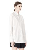 ALEXANDER WANG OVERSIZED DRESS SHIRT TOP  8_n_a