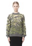 ALEXANDER WANG PAISLEY PULLOVER TOP Adult 8_n_e