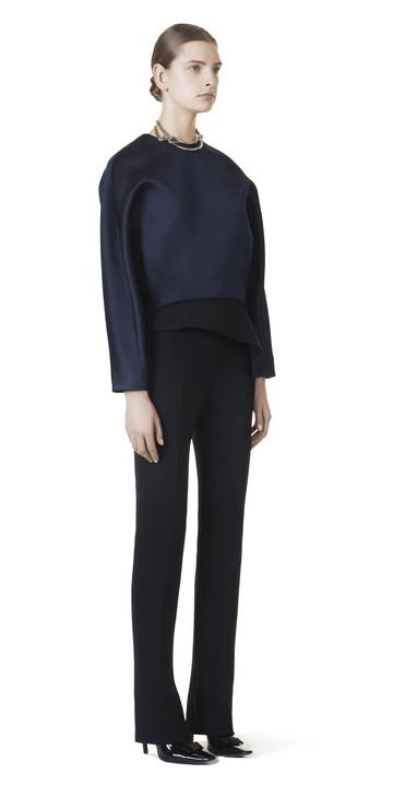 Balenciaga Satin Sweater