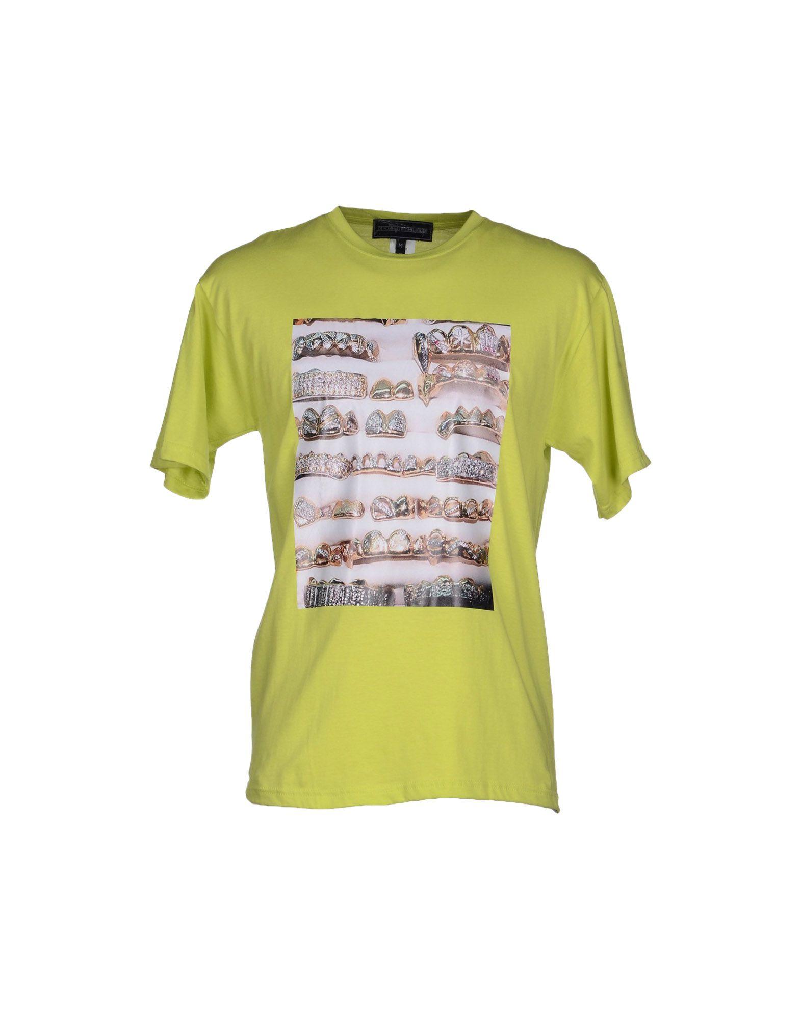 DEVON HALF NIGHT LEFLUFY T-shirts