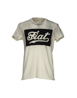 T-shirts - FIAT